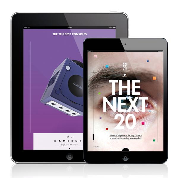future Publishing - Edge Magazine iPad