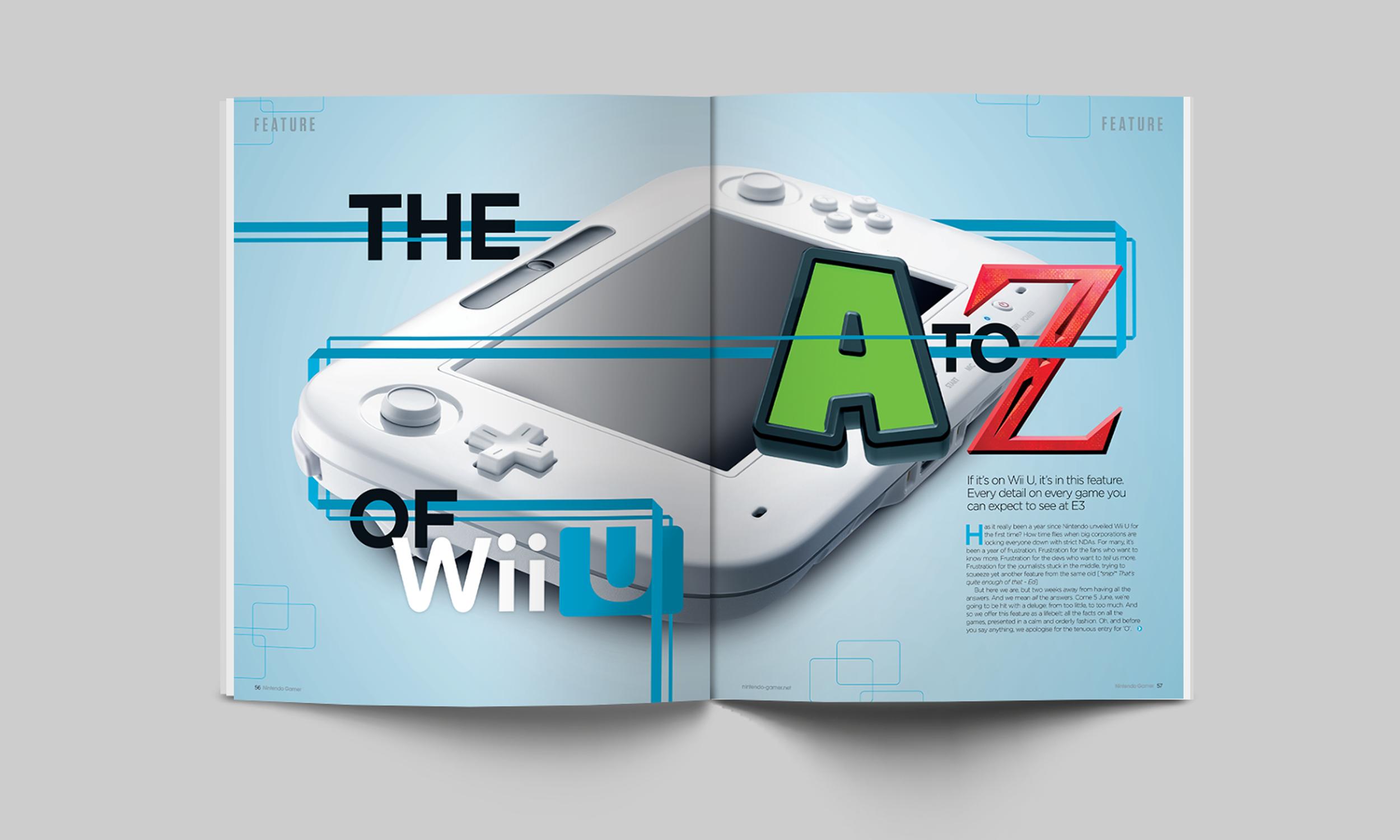 Future Publishing - Nintendo Gamer Wii U