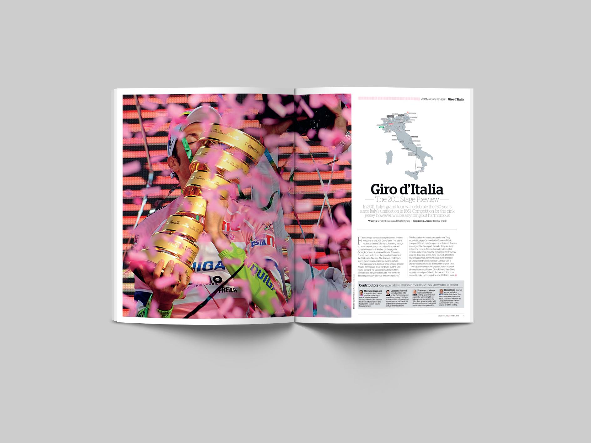 future Publishing - ProCycling