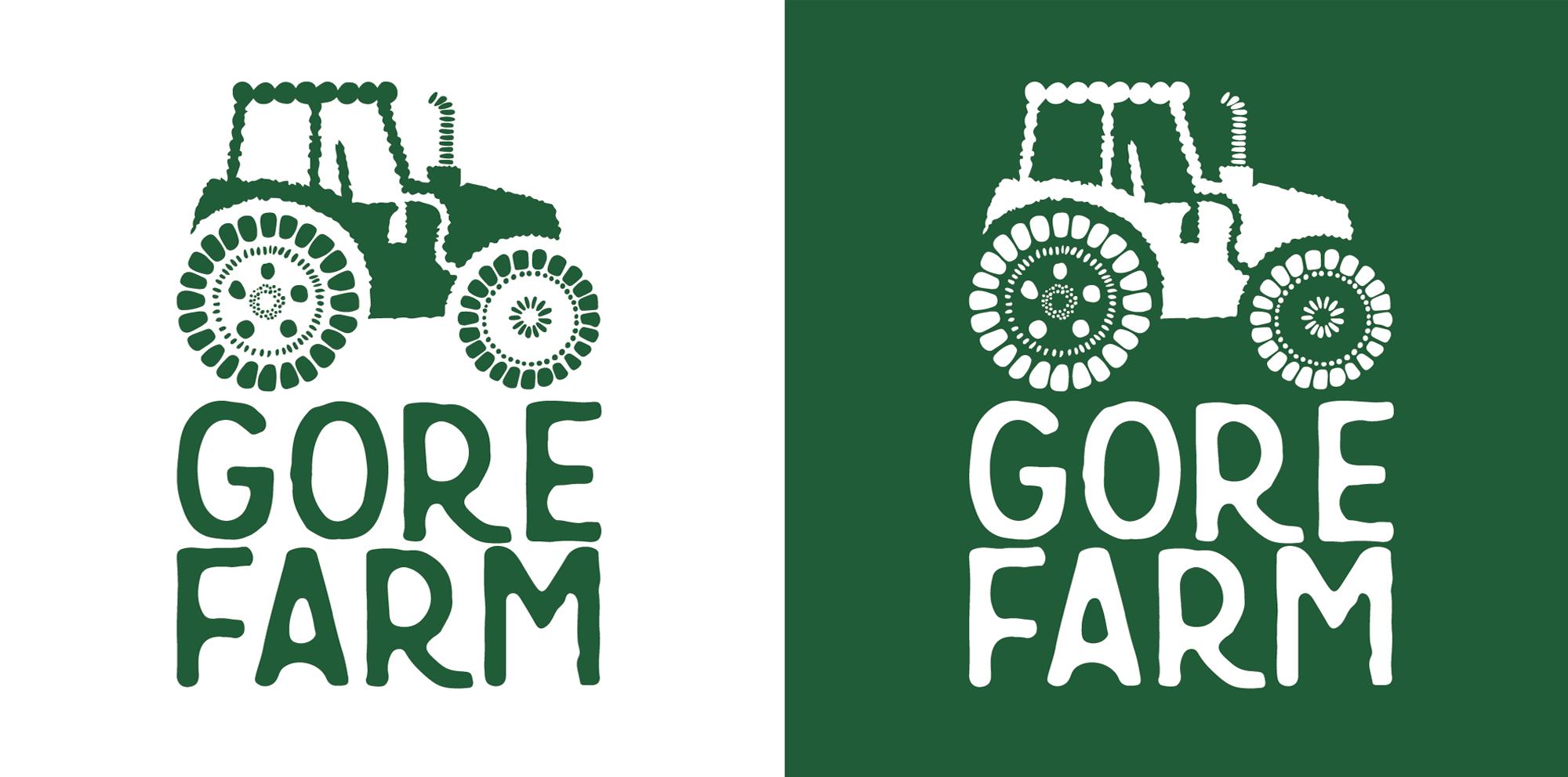 Gore logo farm logo - The Ernest Cook Trust