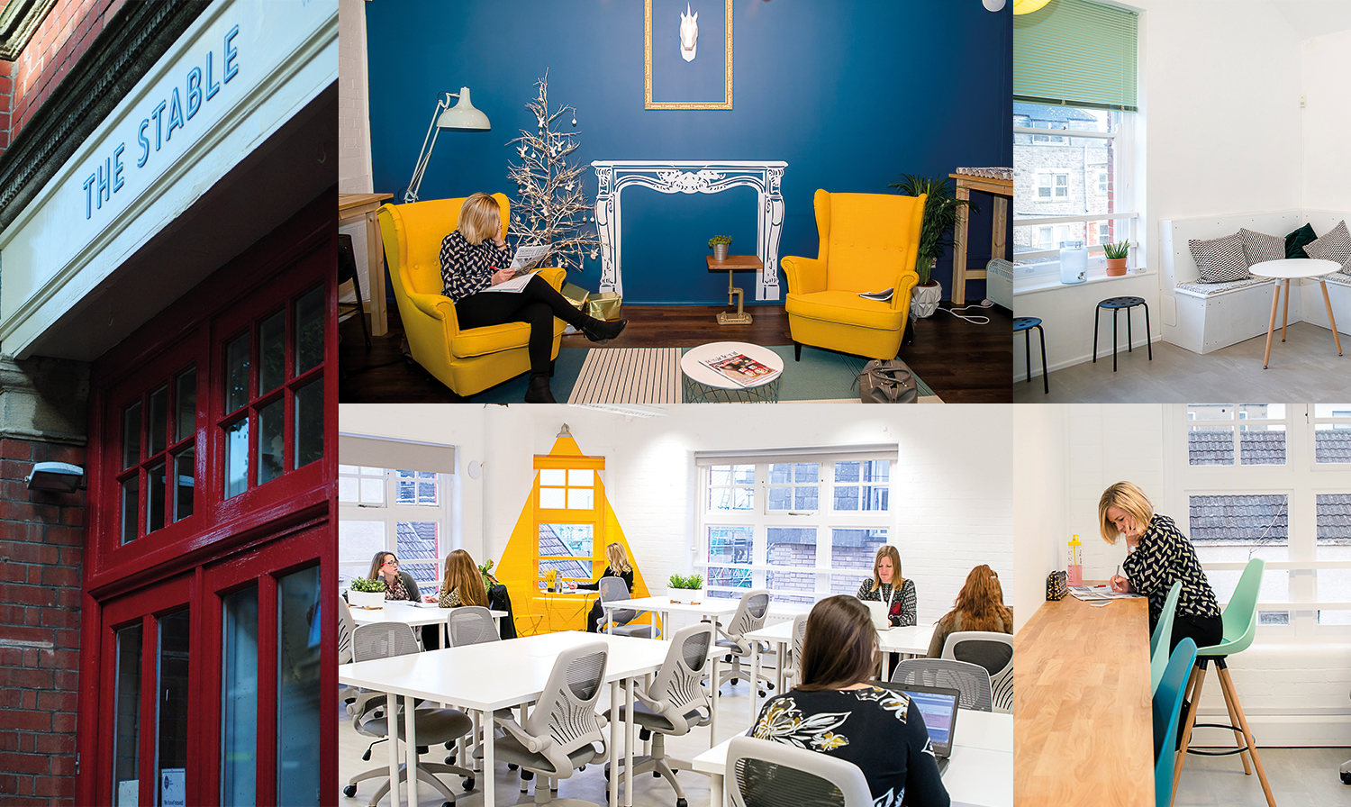 The Stable, A Co-working space based in the centre of Weston-super-Mare