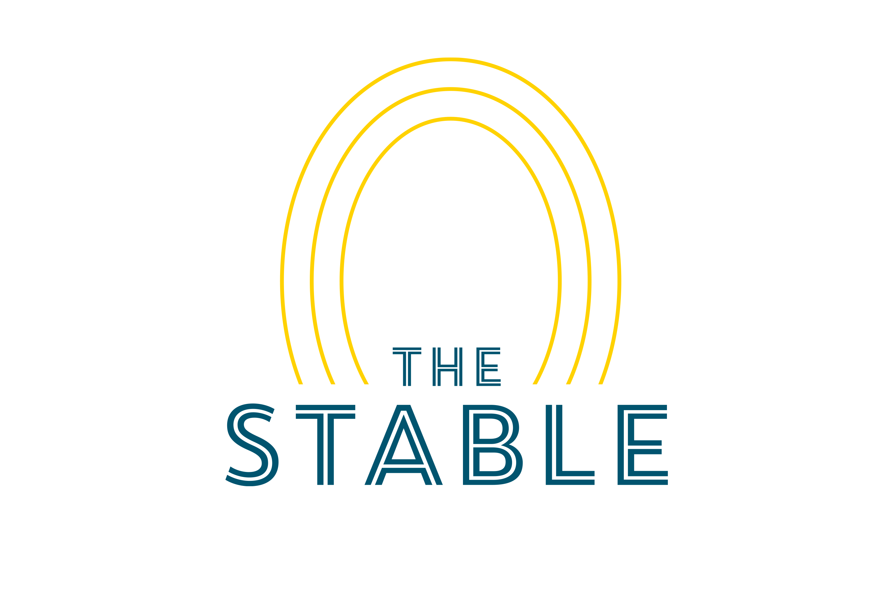 Brand identity created for The Stable, A Co-working space based in the centre of Weston-super-Mare