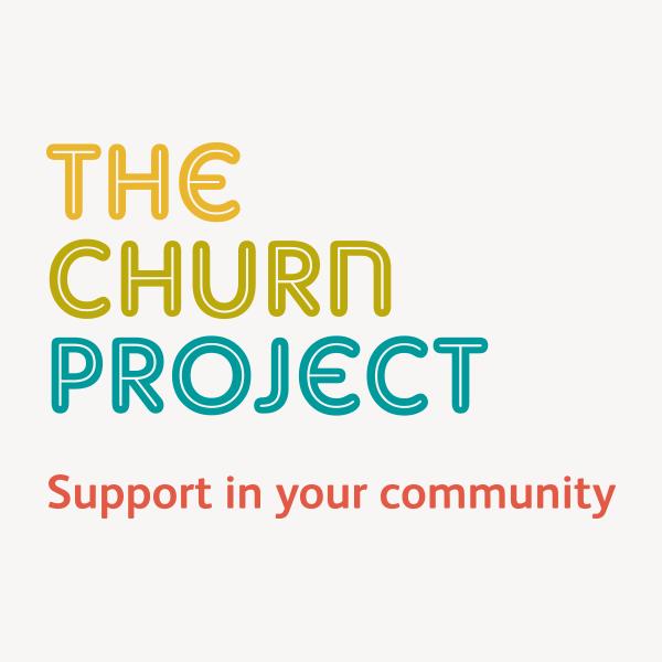 The Churn Project Logo