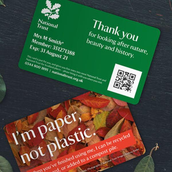 National Trust - Members card