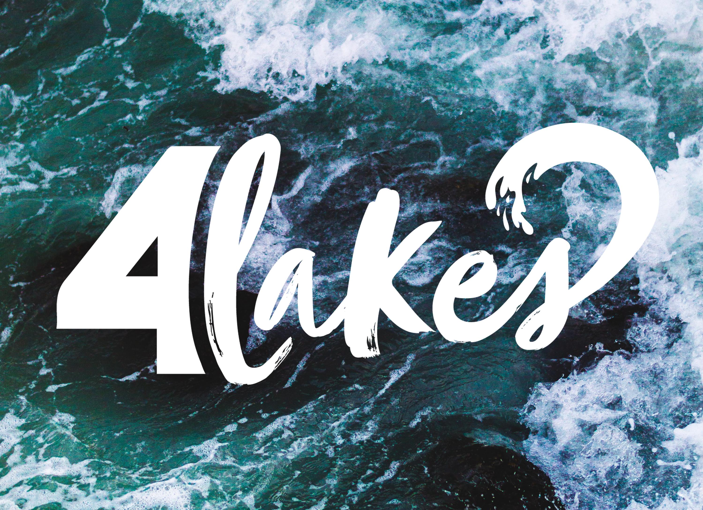 4lakes brand Logo