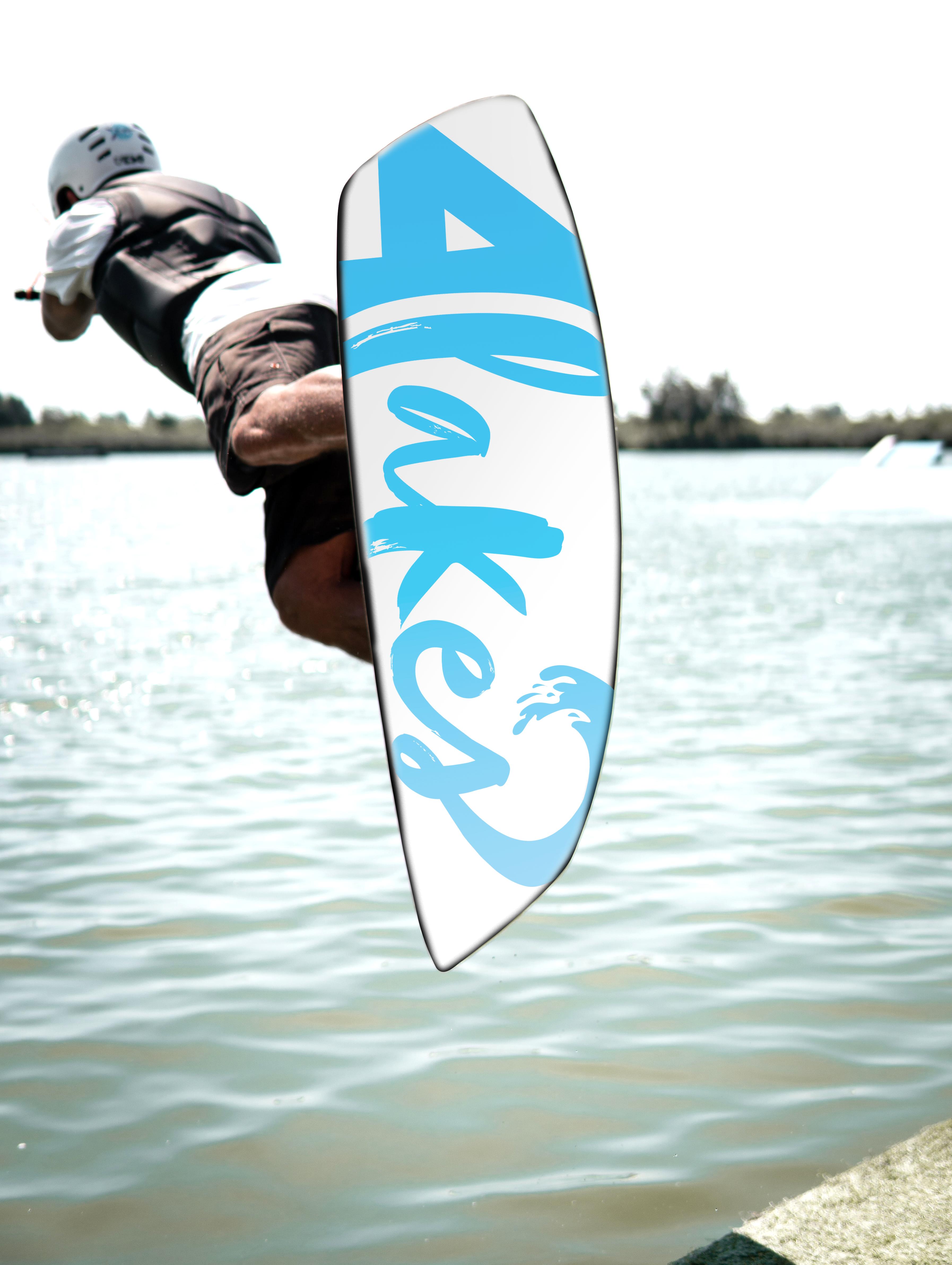 4lakes Wakeboard Design