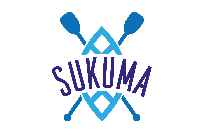 Sukuma Stand up paddleboards logo Large