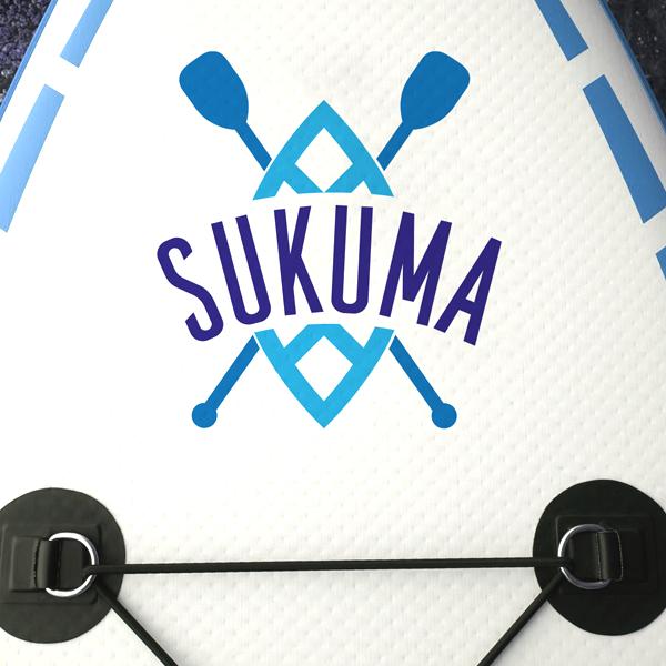 Sukuma logo SUP