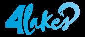 4Lakes Client logo blue