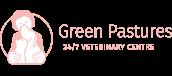 Green pastures vet client logo red