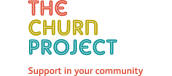 The Churn Project Client Logo full