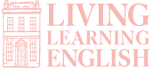 Living Learning English Client Logo red
